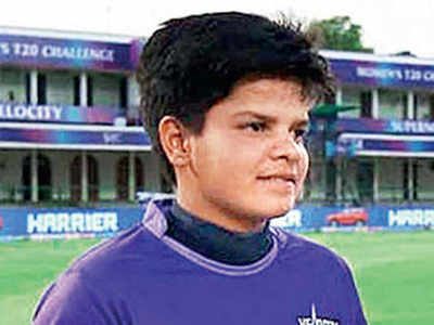 Inspired by Sachin Tendulkar, 15-year-old Shafali Verma in India squad