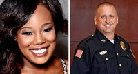 Beauty queen to sue police officer