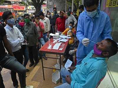 Coronavirus pandemic live updates: Maharashtra reports 40,414 new Covid cases in highest single-day spike