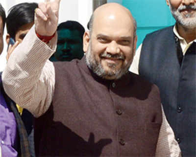 The importance of Amit Shah