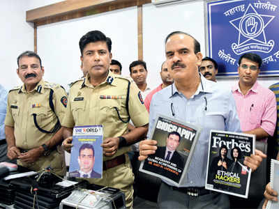 Cryptocurrency scam: Cop could have aided Rs 500 crore scam