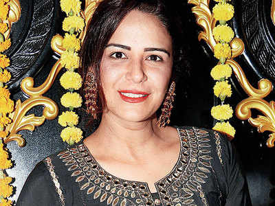 Wedding bells for Mona Singh