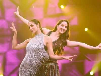 Watch: Nora Fatehi is back on India's Best Dancer; shakes a leg on Nach Meri Rani with Malaika Arora, Geeta Kapur