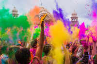 Holi 2019: Where to escape if colours are not your thing