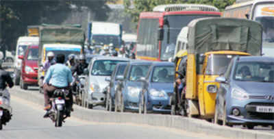 Whitefield techies want local train, not Metro