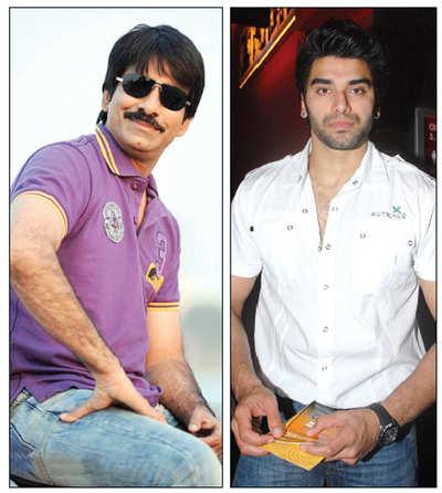 Bollywood baddie for Kick-2