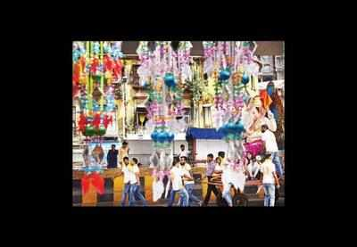 More Ganesh pandals on roads this year than in 2015: BMC
