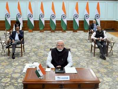PM Narendra Modi pitches for new crisis management protocol at G-20 video conference on coronavirus