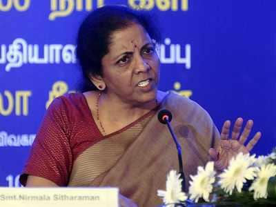 BJP defends Nirmala Sitharaman's remark, says emergence of cab services affect automobile industry