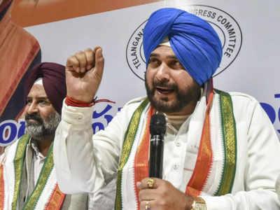 Navjot Singh Sidhu calls Rahul Gandhi his 'captain', slams CM Captain Amarinder Singh