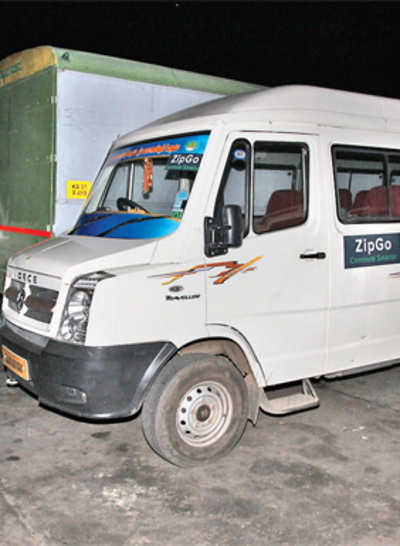 ZipGo in head-on collision with the transport dept