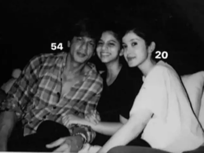 Suhana Khan wishes her 'best friend' Shah Rukh Khan with an adorable birthday post