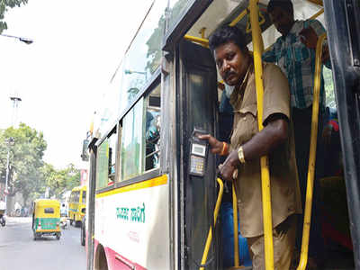 Tickets make a comeback for BMTC bus travels