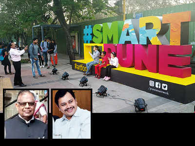 Irked by suspension order, Smart City CFO sends legal notice to CEO