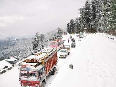 90 students from Maharashtra among those rescued after being stranded in heavy snow near Himachal's Kufri