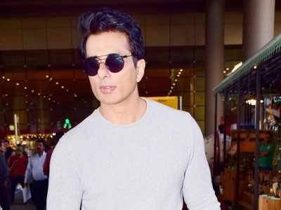 BMC files police complaint against actor Sonu Sood for allegedly converting residential building in Juhu into a hotel