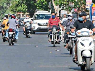 Vejalpur, Ghatlodia manage to keep death at bay