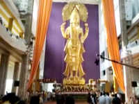 West Godavari: Goddess Vasavi temple with 90-feet-tall idol opens for devotees