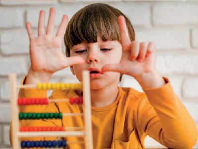 PLAN AHEAD: Train with the abacus