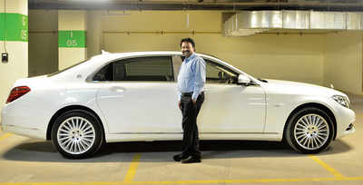 The Merc of a man: Bengaluru barber buys Maybach for Rs 3.2 crore