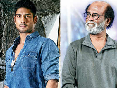 Prateik Babbar returns as a baddie for Rajinikanth's trilingual film