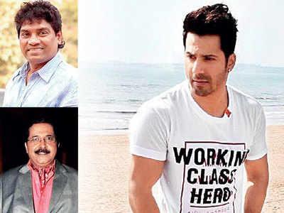 Johny Lever joins Varun Dhawan and Sara Ali Khan's Coolie No 1 adaptation