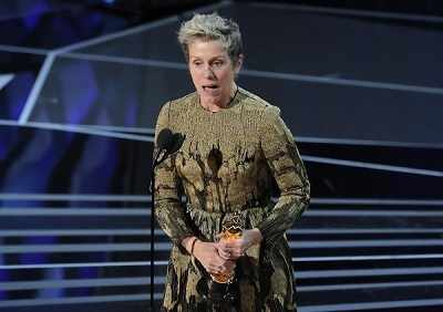 Oscars 2018: Best Actress winner Frances McDormand acceptance speech wins hearts