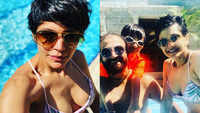 Mandira Bedi turns up the heat with her sizzling pictures