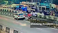 Shocking! Young woman hit by a speeding car, dies