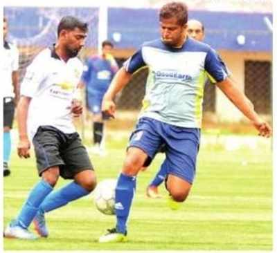 Mohd Sporting draw with Nadu Prabhu Kempe Gowda FC, enter knockouts of C Division Championship