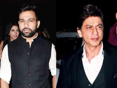 What's cooking between Shah Rukh Khan and Ali Abbas Zafar?