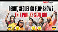 Debut, Sequel or Flop Show? Exit Poll ke star bol
