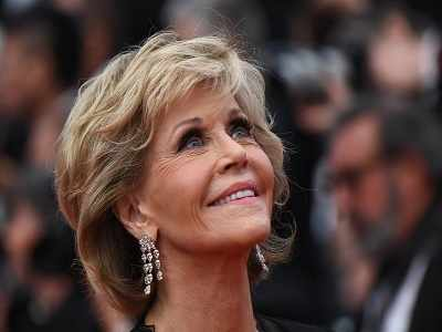 Jane Fonda would work with Tarantino 'in a blue minute'
