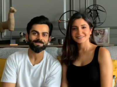Anushka Sharma, Virat Kohli reveal who says sorry first after a fight and who among them is a 'sore loser'