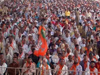 Campaign ends in Gujarat, polling for all 26 Lok Sabha seats on April 23