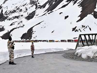 With presence of over 5,000 Chinese troops, India increases troops' strength in Ladakh, other areas