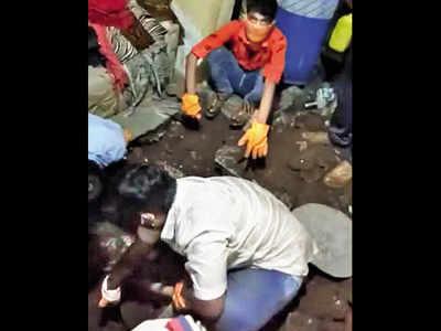 Mumbai: Woman and lover kill husband, bury his body in Dahisar chawl kitchen