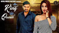 Latest Haryanvi Song 'King & Queen' Sung By Arvind Jangid