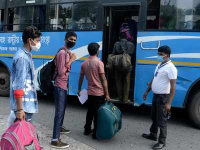 West Bengal govt gives 'clearance' for running 10 special trains to ferry migrant workers
