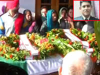 India pays tribute to Army Major Chitresh Singh Bisht
