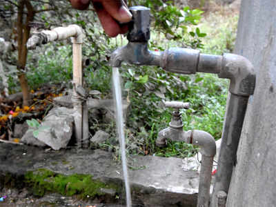 City's 24% water supply unmetered