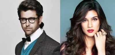 Hrithik Roshan impressed with Kriti Sanon's performance in Bareilly Ki Barfi!