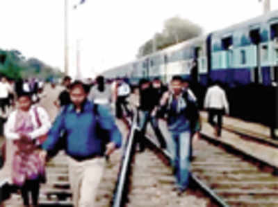 Hoodi railway station in dire need of infrastructure