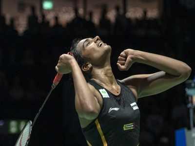 PV Sindhu mauls Nozomi Okuhara to win elusive World Badminton Championships gold