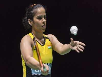 Saina Nehwal crashes out in pre-quarters of badminton World Championships