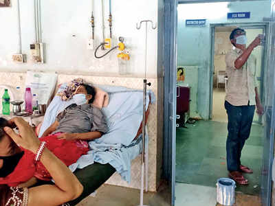 TB patients left gasping for breath