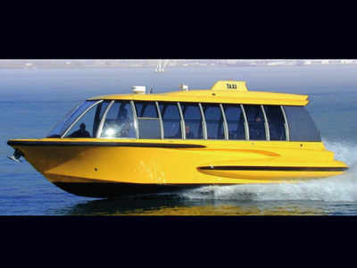 Mumbai's state speedboat taxis may ply from October