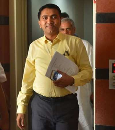 Goa Chief Minister Pramod Sawant to talk to Maharashtra counterpart Devendra Fadnavis over Tillari dam water release