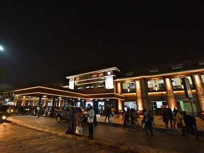 PMPML starts pick up and drop facility inside Pune railway station