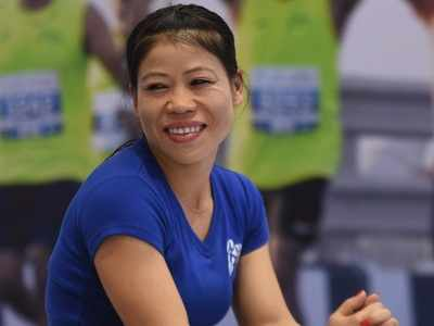 Mary Kom busts myths regarding injuries in an interactive session